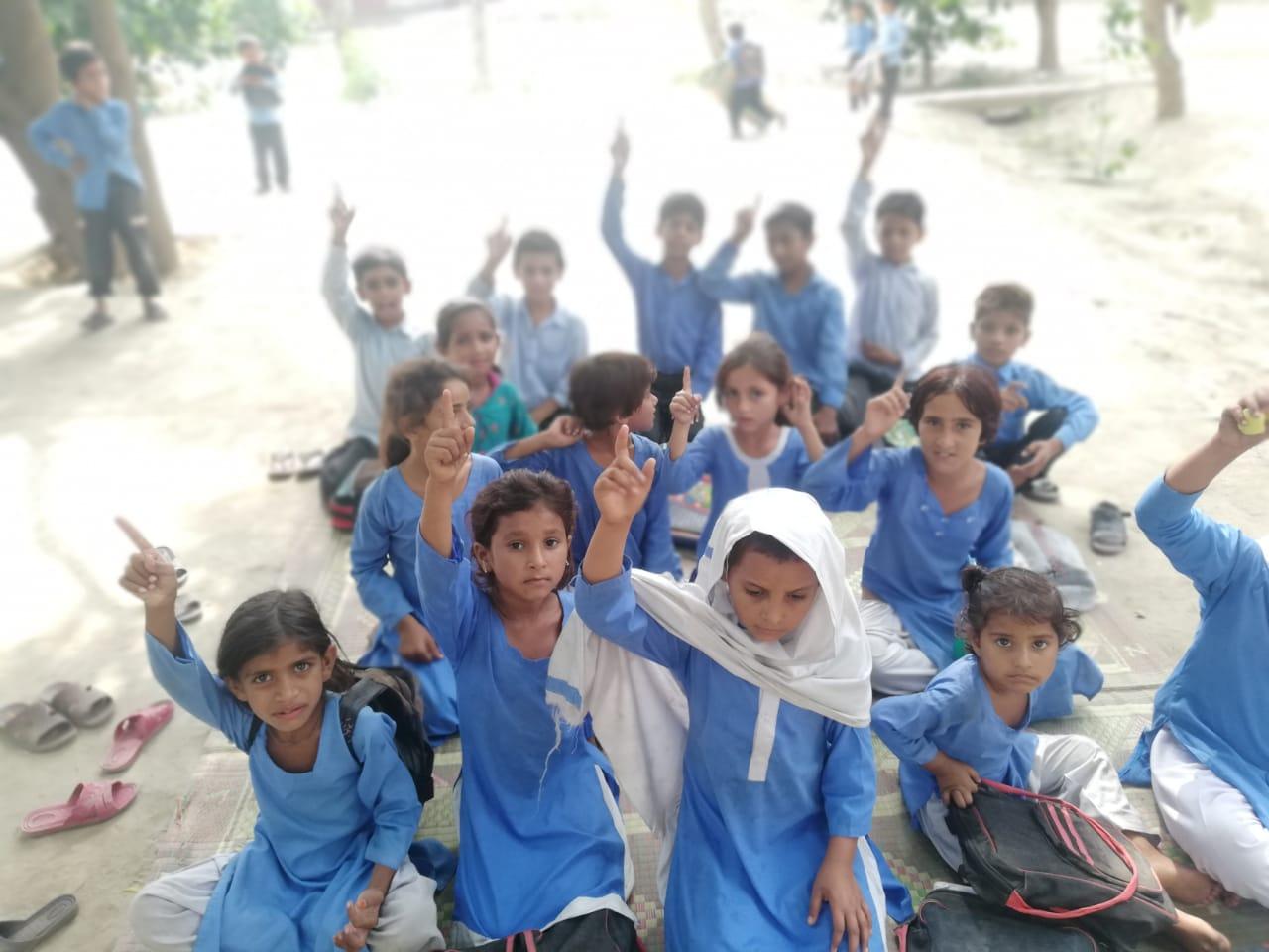 2019 Govt. Primary School 293JB, Toba Tek Singh, Pakistan