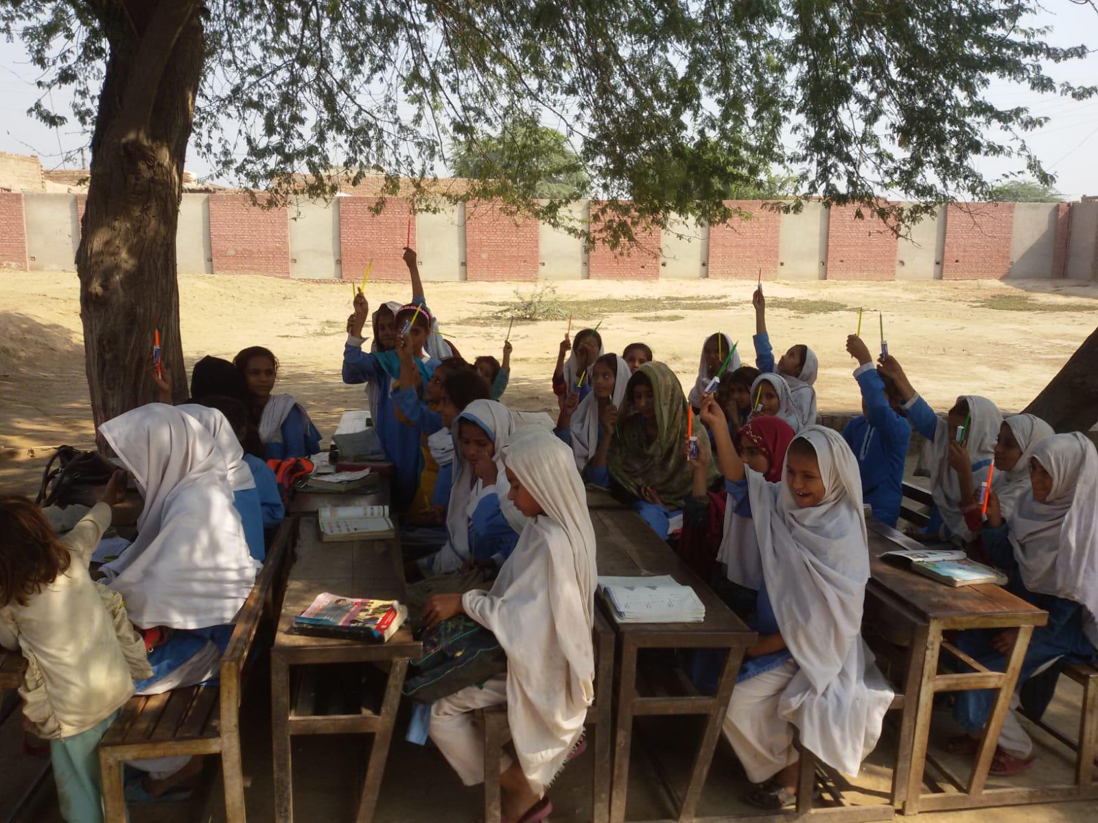 2020 Govt. Primary School 515GB, Toba Tek Singh, Pakistan